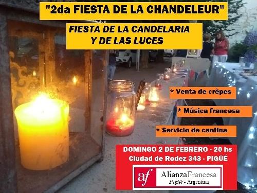 Fiesta de la Chandeleur en Pigüé