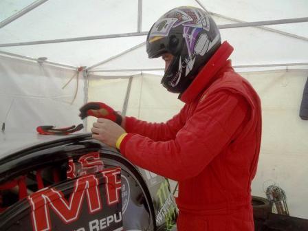 Fórmula 3CV - Emiliano Krieger se suma a los preinscriptos para la 1ra del año.