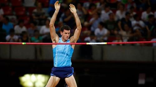 Río 2016 - Germán Chiaraviglio finalista en salto con garrocha.
