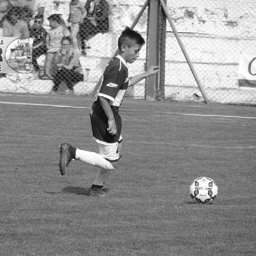 LRF - Inferiores - Mirko Villarreal del Depor uno de los goleadores del fin de semana.