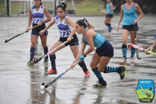 Hockey Femenino - Sarmiento Sub 16 sigue su incursión en el provincial de Tandil.