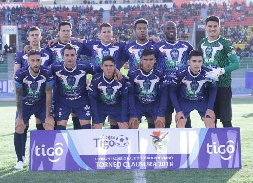 Futbol Boliviano - Dura derrota de Sport Boys en Oruro - Martín Prost titular.