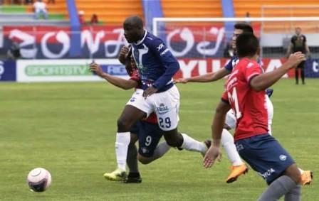 Futbol Boliviano - Sport Boys con Martín Prost jugó como local ante Wilstermann.