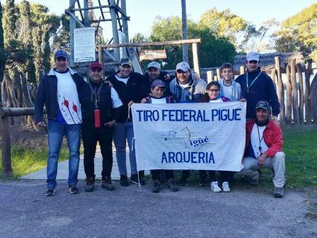 Tiro Federal Pigüé ya conoce el cronograma 2019 de Arquería
