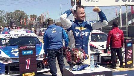 Super TC 2000 - Canapino se impuso en la 2da competencia en Buenos Aires.