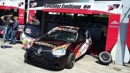 Turismo Pista Clase 3 - Cuarto tiempo del viernes para Emi González - Dagostino el más rápido.