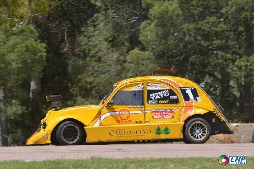 Automovilismo Zonal - Resultados del Premio Coronación en nuestro Autódromo.