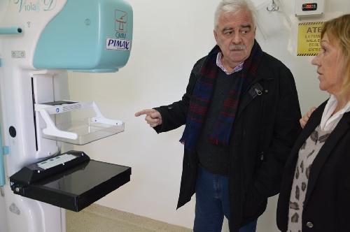 Permanece el mamógrafo móvil en  el Hospital Pigüé