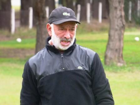 Golf - Arista y Sahuet los ganadores en el club de golf local.