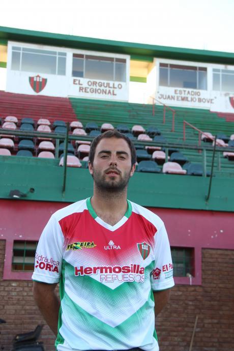 LRF - Gustavo Schilereff es el máximo anotador del torneo regional de la liga.