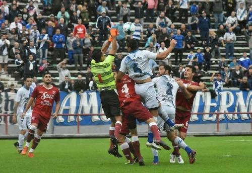 Federal A - Alvarado con Marcos Litre empató en Mar del Plata ante Defensores de Belgrano Villa Ramallo.