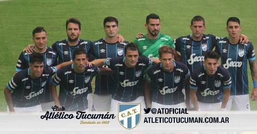 AFA - 1ra División - Atlético Tucumán y Belgrano no se sacaron diferencias - Leandro González presente en campo de juego.