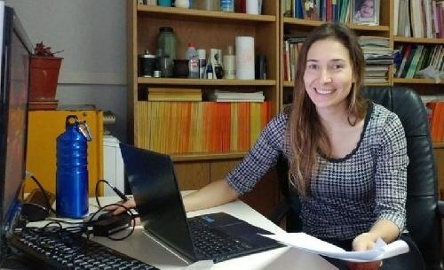 Joven científica de Darregueira destacada por sus investigaciones