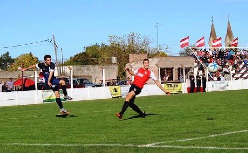 LRF - Independiente vs El Progreso se adelanta al día sábado.