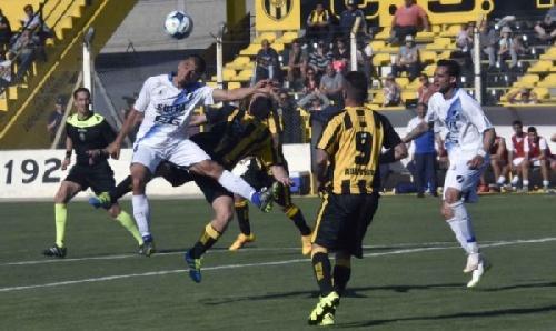 Federal A - Con un gol de Marcos Litre, Alvarado se impuso en Madryn al Deportivo por dos a uno.