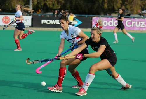 Liga Nacional Hockey Femenino - Derrota de Monte Hermoso ante Maristas en semifinales.