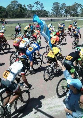 En el autódromo local se hizo presente el Pigüé Bike - Clasificaciones.
