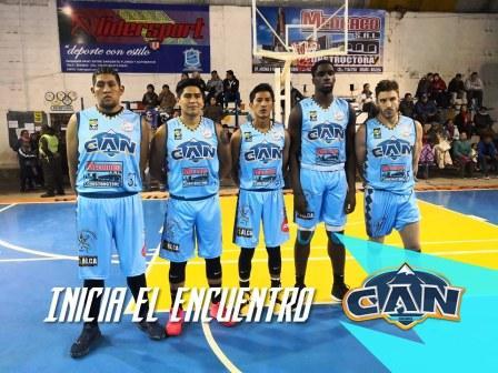 Basquet Boliviano - 25 puntos para De Pietro en su debut en Nacional de Oruro.