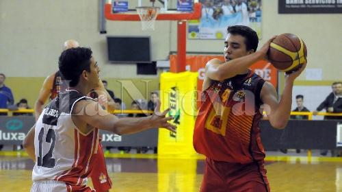 Basquet Federal - Bahiense del Norte ganó en Play Off a Atenas de Mendoza - Esteban Silva, dos puntos en 13 minutos en cancha.