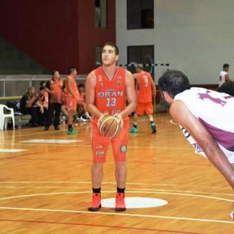 Basquet Federal - Biscaychipy es nuevo jugador de Sol de Mayo Viedma.