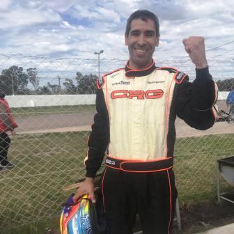 Karting - Fernando Gómez Fredes resultó 1° en la final de Sudam Master.