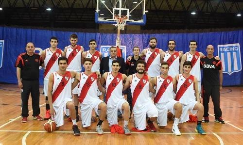 Basquet Federal - River Plate será el rival de Racing de Chivilcoy en semifinales.
