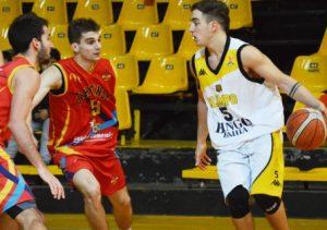 Basquet Bahiense - Con 5 tantos de Silva, Bahiense ganó el 1° juego de 4tos ante Olimpo