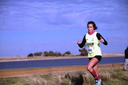 Atletismo - Solange Tourret obtuvo el 2° lugar general en los 15 k de Villa Iris.