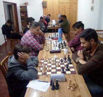 Ajedrez - Se completó la 7ma fecha del Torneo local del Club de Pigüé.