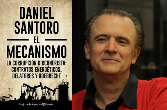 Periodistas apoyan a Daniel Santoro ante la difamación K