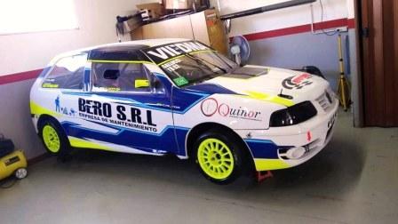 Turismo Regional - Dos nuevos autos del Gardes Racing se presentan en Viedma.