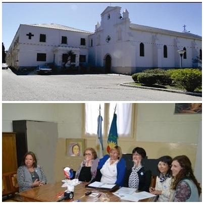 Pigüé: Festejos de los 350 años de la fundación de la Congregación del Niño Jesús