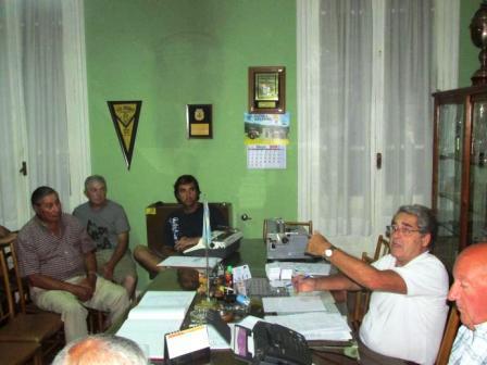 LRF - Novedades de la reunión ordinaria del día lunes en la sede liguista.