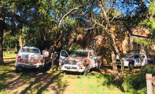 Allanaron un campo por amenazas a empleados de la Cooperativa Eléctrica de Pigüé
