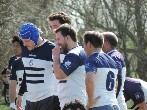 Rugby . Club Sarmiento cayó como local ante Centro Naval. El resto de la fecha