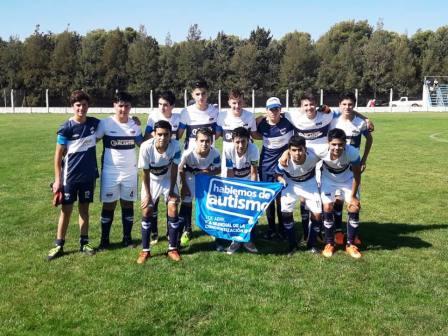 LRF - Inferiores - Argentino venció a Tiro de Puán en 6ta y es puntero
