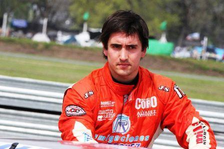 Emmanuel Pérez Bravo finalizó 5° en la final del TC Pista Mouras.