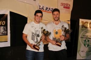 Erbel De Pietro el mejor deportista del año a nivel local y provincial en Chivilcoy.