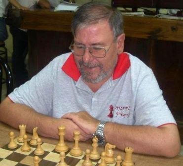 Ajedrez - Etchepareborda a un paso de quedarse con el Torneo de Verano.