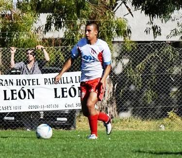 Ezequiel Gómez con cuatro tantos es el mayor goleador de los equipos locales.