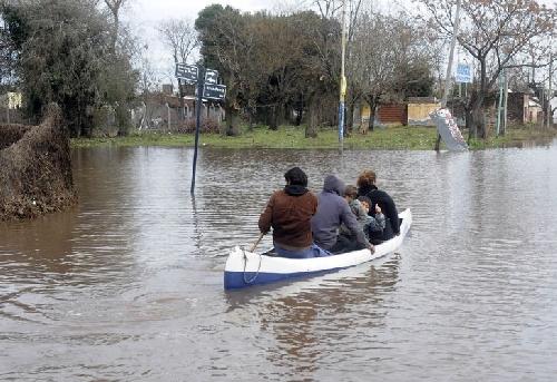 Ya son cinco los muertos por el temporal