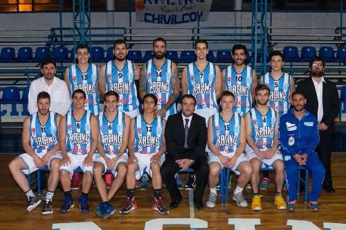 Liga Argentina de Basquet - Racing de Chivilcoy con De Pietro debuta el 19 de octubre.