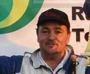 TC del 40 del Sudeste. Rubén Guarino Campeón 2015 de la categoría.