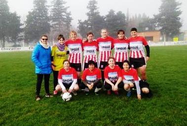 Fútbol Femenino - Unión Pigüé participará en torneo a realizarse en Carhué.