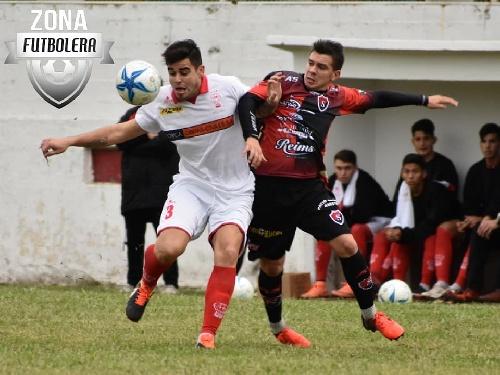 Liga del Sur - Huracán con Eric Verón venció a Sporting en Punta Alta.
