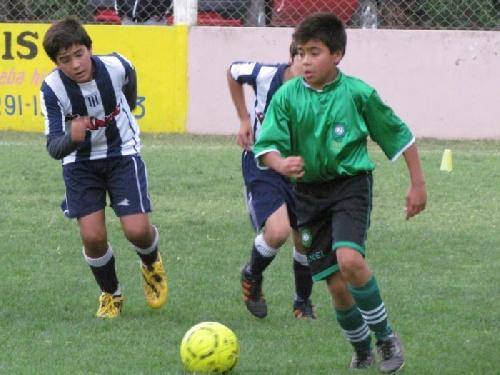 LRF Inferiores - Fixture completo del Torneo de Inferiores de la Liga Regional.