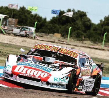 TC - Sergio Alaux mejoró su perfomance previa, finalizando 14°.