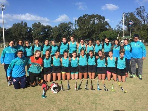 Hockey Femenino - El Sub 14 de la Asociación empató ante Mar del Plata.