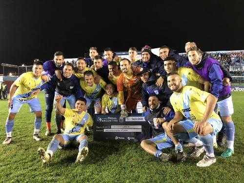 Copa Argentina - Temperley con Leo González derrotó a Estudiantes de Caseros y avanza a 16°.