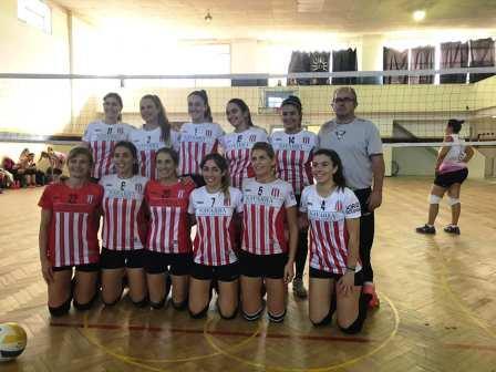 Voley - Unión Pigüé y Sarmiento en Damas juegan de locales la 4ta fecha.